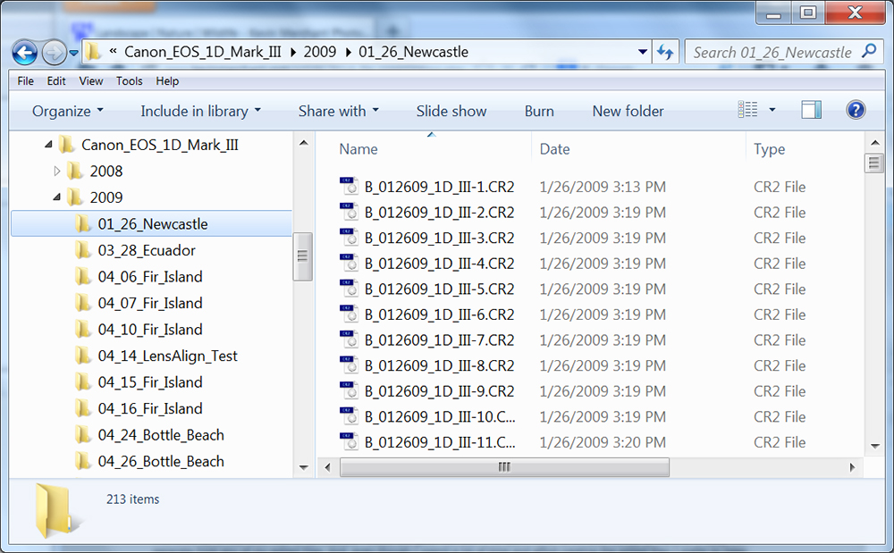 File name convention in Windows Explorer